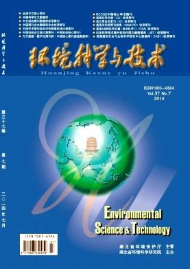 环境科学与技术杂志